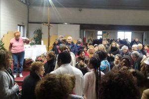 Messa con la comunità francofona per la 104° giornata del migrante